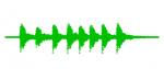 Efecto de crujido agudo de una cuerda de guitarra al tensarla 2
