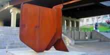 Proyecto para un monumento, Museo escultura aire libre, Madrid