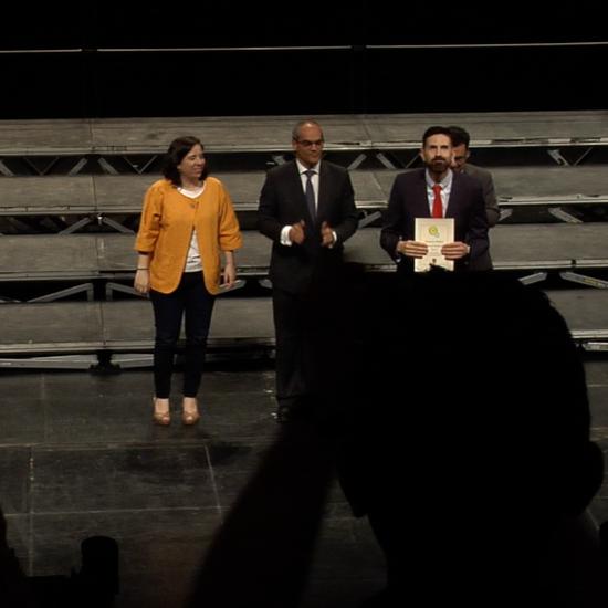 Acto de clausura del XIV Concurso de Coros Escolares de la Comunidad de Madrid (sesión de coros de excelencia) 8
