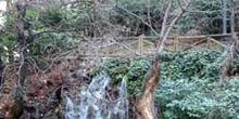 Cascada artificial, Parque del Retiro, Madrid