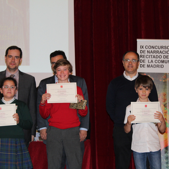 Entrega de los premios del IX Concurso de Narración y Recitado de Poesía 33