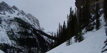 Montaña, Lago Louise, Parque Nacional Banff