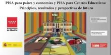 2.PISA para países y economías y PISA para Centros Educativos: Principios, resultados y perspectivas de futuro
