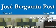 José Bergamín Post. Nº2