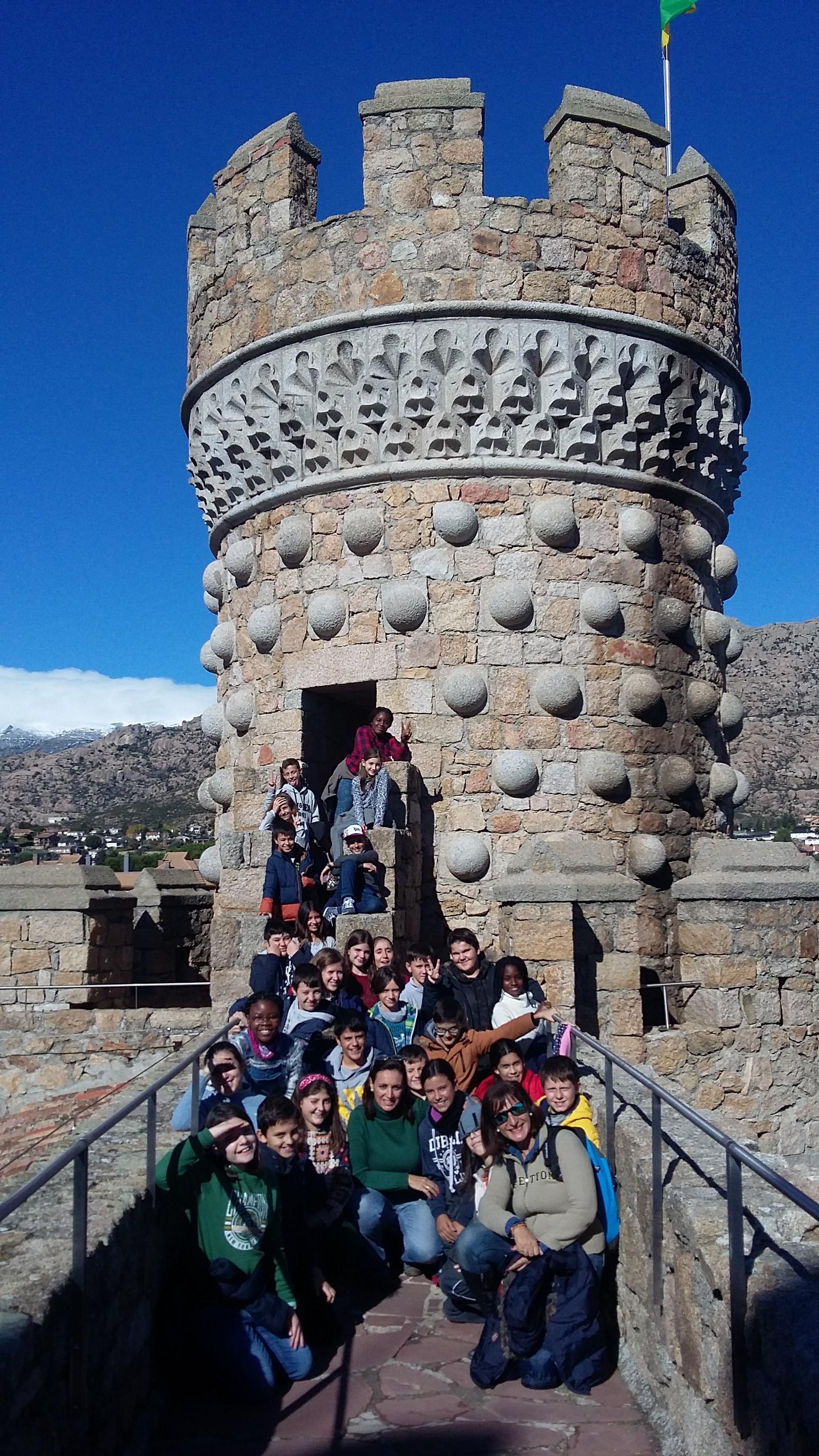 Castillo de Manzanares 3
