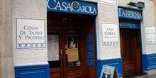 Casa Carola, Madrid