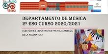 Presentación Música 2ESO PJP 2020-21