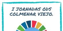 Cartel Jornadas ODS Colmenar Viejo