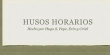 PRIMARIA-6º-HUSOS HORARIOS-MATEMATICAS -PEPE HUGO.S CRIS.S Y ERIN-FORMACION