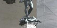 Estatua de Perseo y Medusa, Florencia
