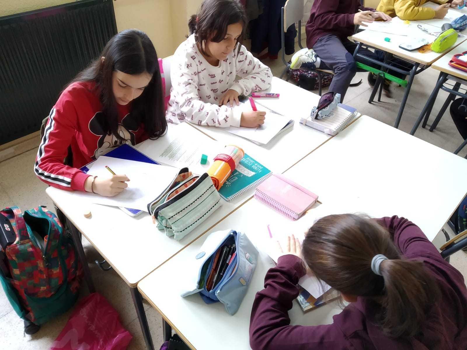 2019_04_25_Quinto A recibe a Raquel Míguez, escritora..._CEIP FDLR_Las Rozas  6