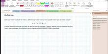 2Bto - 01 - Matrices - 11 - Matriz inversa