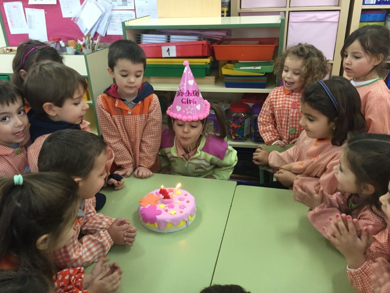 Cumpleaños Isabel