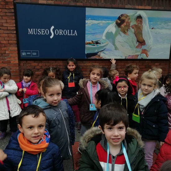 MUSEO SOROLLA. Infantil 5 años. 3