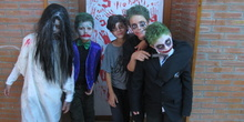 2019_10_30_Sexto B celebra Halloween por todo lo alto_CEIP FDLR_Las Rozas_2019-2020 11