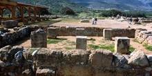 Yacimiento arqueológico de Cnosos, Creta