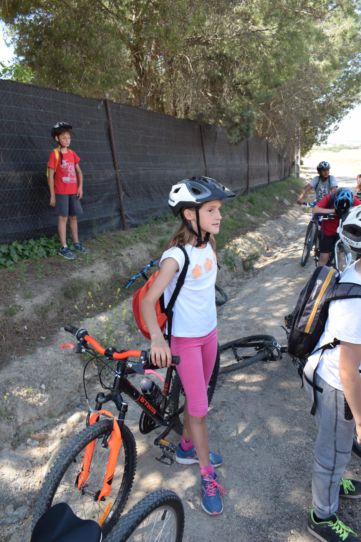 Salida en bici 4º de Primaria 33