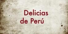 delicias de Perú