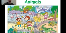 NATURAL SCIENCES 1 - UNIT 5 - Animals