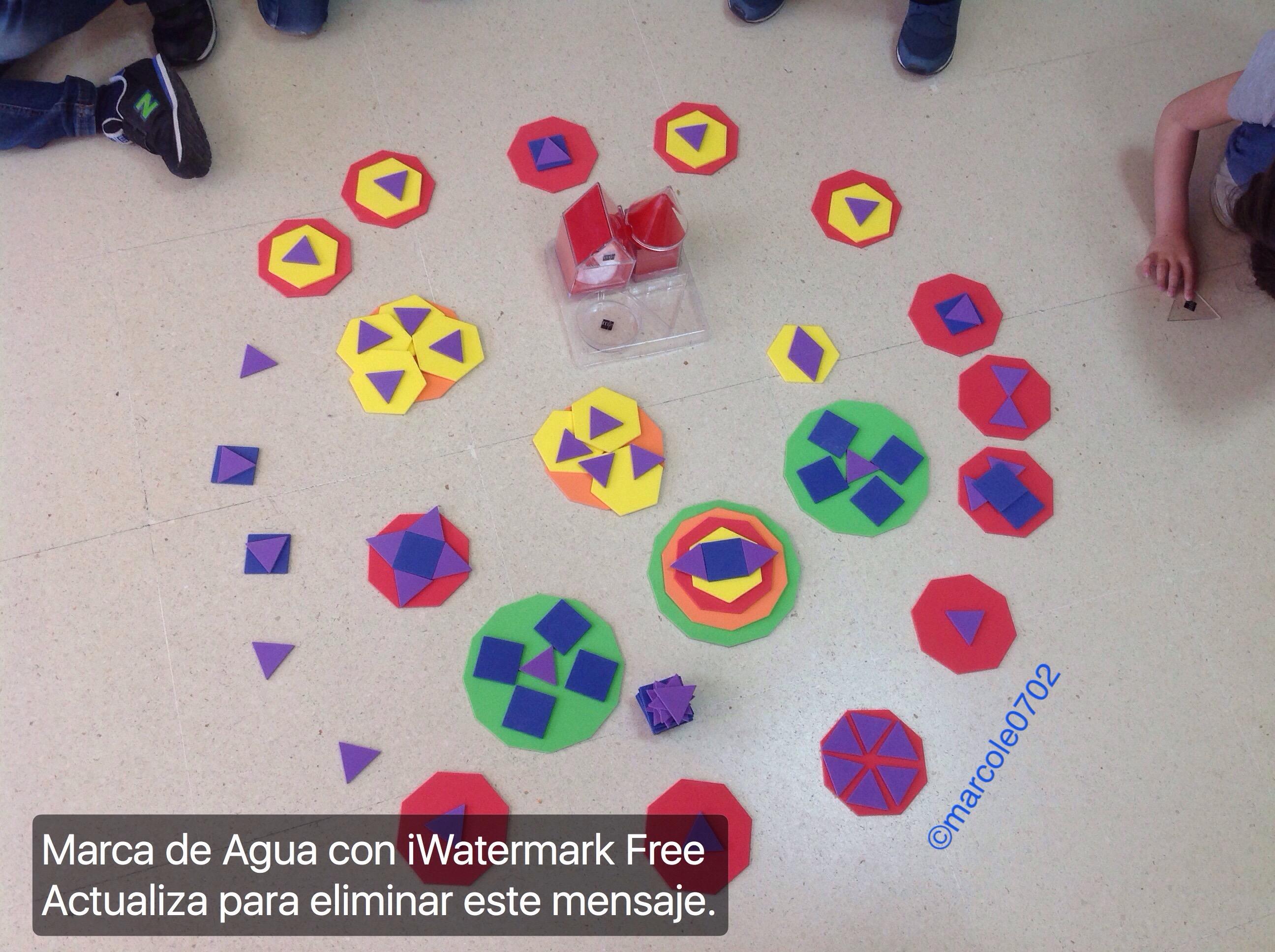 """Proyecto """"Ciudad matemática"""" 5"""