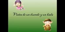Hadas y duendes. Ed infantil 2016