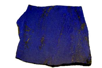 Lazurita, var. gema lapislázuli (Canadá)