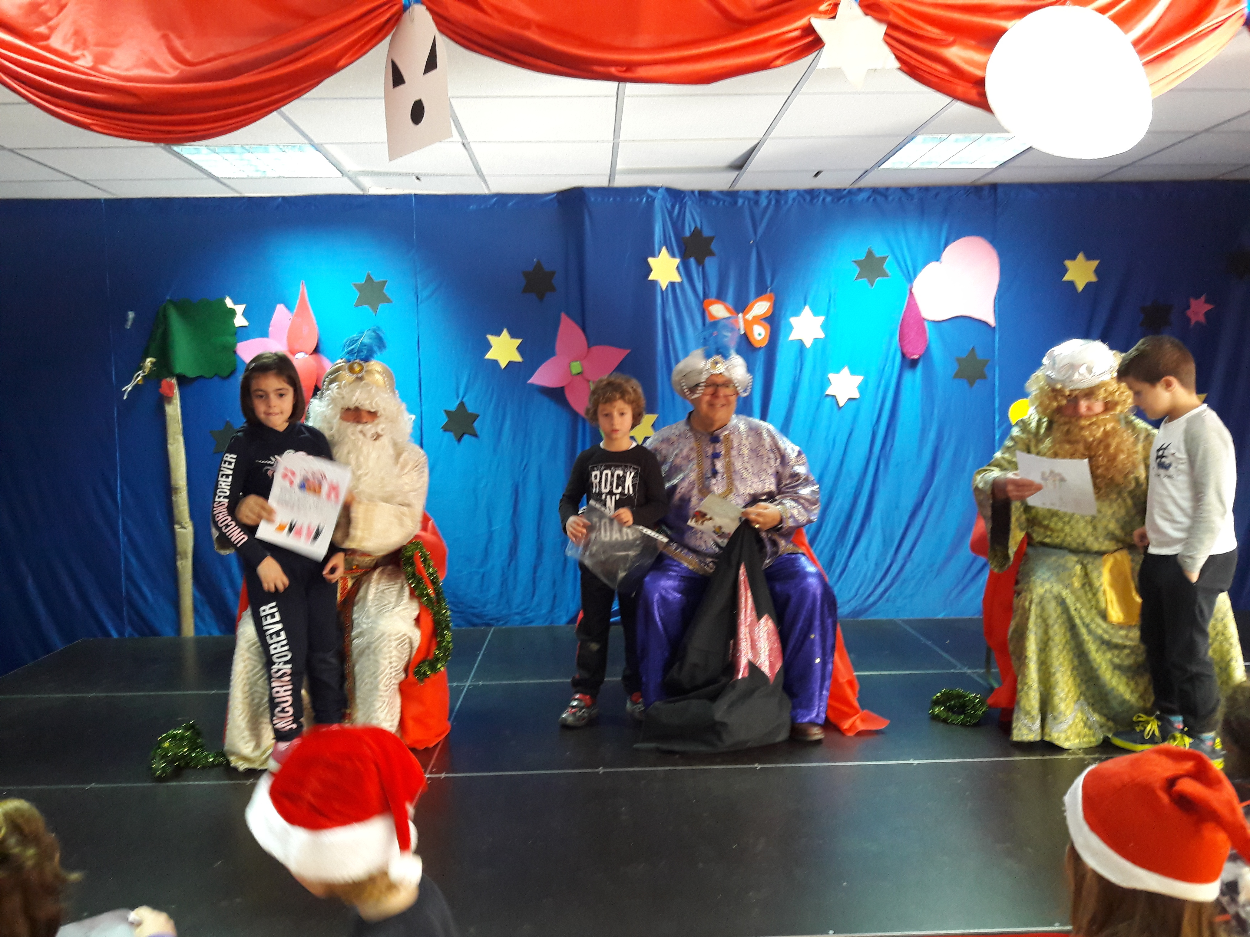 The Three Wise Men come to School 15