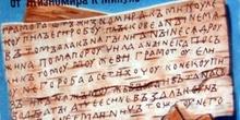Texto escrito en ruso