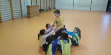 Convivencia en Educación física 21