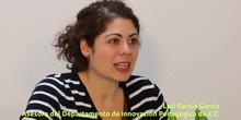 Entrevista Loli García García. Asesora del Departamento de Innovación Pedagógica de Escuelas Católicas