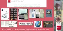 EdiDig LB-05a Herramientas de edición digital de sitios web