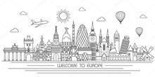 fotos edificios de Europa para pintura patio 5