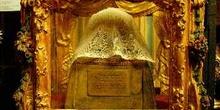 Reliquia de la mujer del rey Matías, Catedral de San Matías, Bud