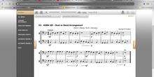 Aura Lee (A) - Bombardinos y Trombones