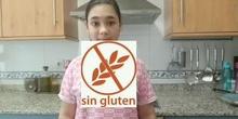 Bizcocho de limón sin gluten - Carlota Sierra
