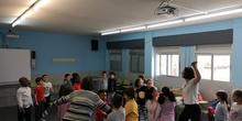 CEIP Rayuela. Fuenlabrada. Proyecto Erasmus-Plus, Escuela de Familias. 2
