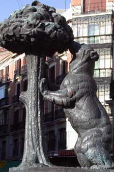 El Oso y el Madroño, Madrid