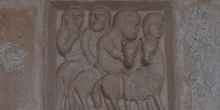 Relieve, Catedral de Tortosa