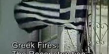 Greek fires: The reconstruction