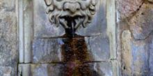 Detalle de fuente, Cuenca