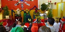 Visita de los Reyes Magos 2. Curso 19-20 7