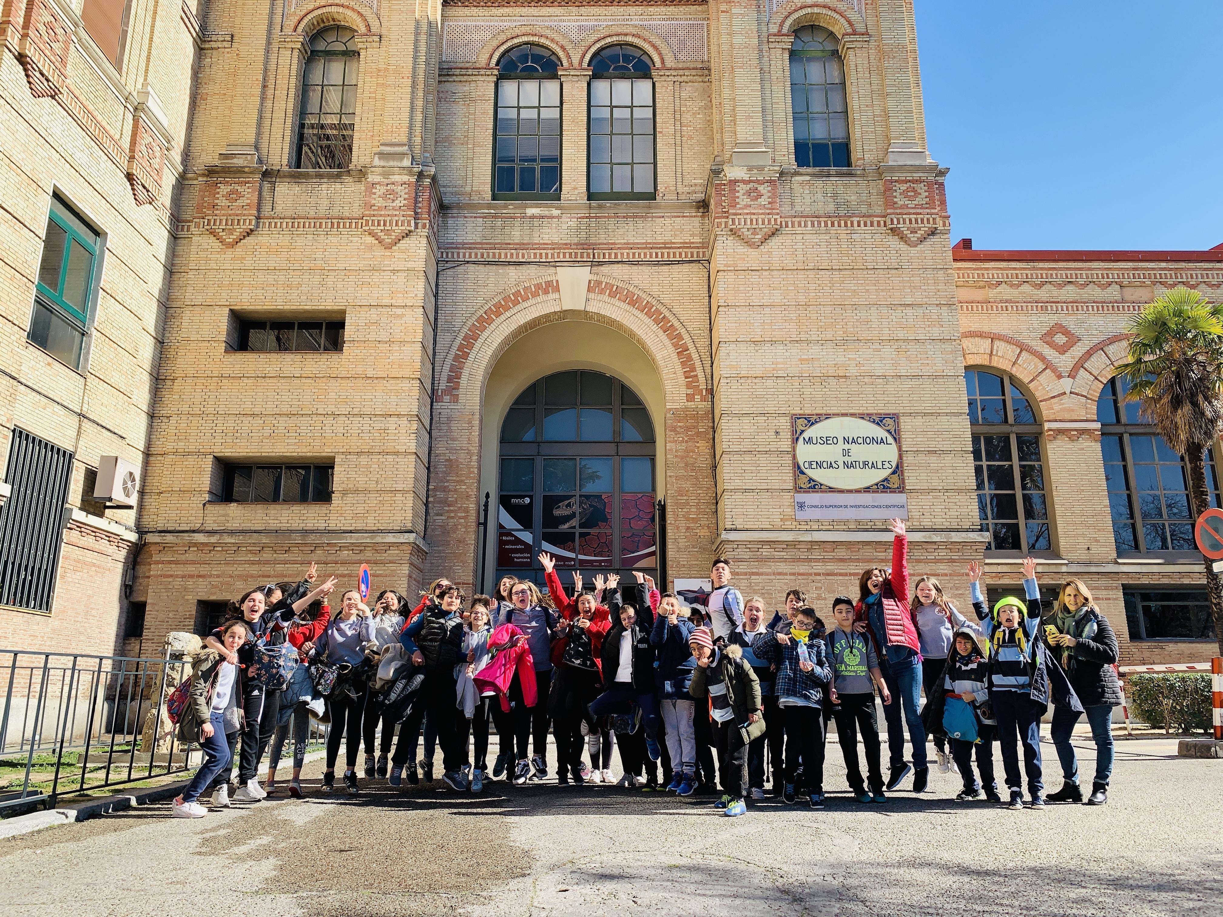 Excursión al Museo Nacional de Ciencias Naturales 5