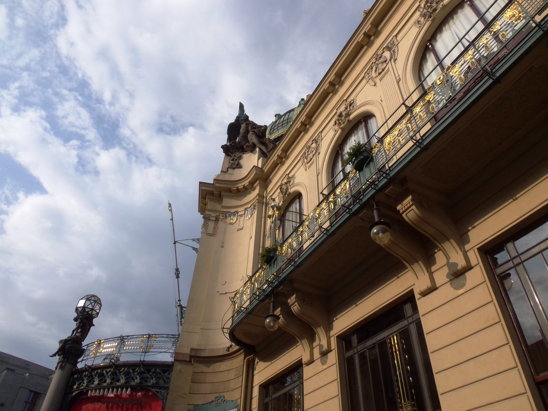 Mucha à Prague
