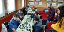 2º Torneo Ajedrez Intercentros Satafi 8