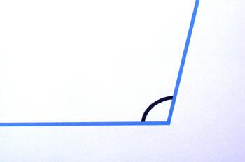 ángulo obtuso