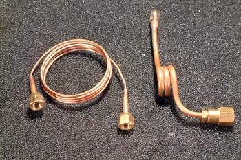 Serpentín amortiguador