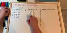 OPERACIONES COMBINADAS (Jerarquía de Resolución)