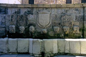 Caños de San Francisco, Avilés, Principado de Asturias