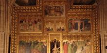 Retablo de la Catedral de León, Castilla y León