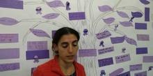 Fragmento video Conmemoración día internacional contra la violencia hacia las mujeres